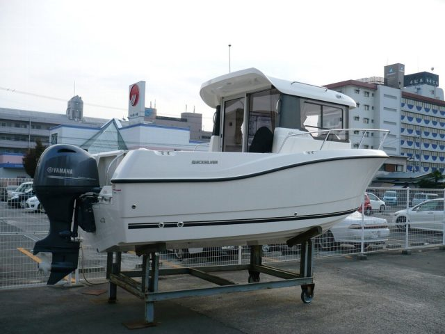 QUICKSILVER 605 Pilothouse NO.0