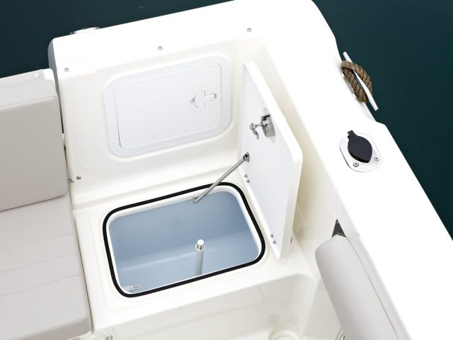 QUICKSILVER 605 Pilothouse NO.7