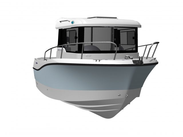 QUICKSILVER 605 Pilothouse NO.15