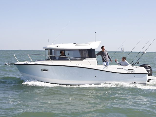 QUICKSILVER 755 Pilothouse NO.0