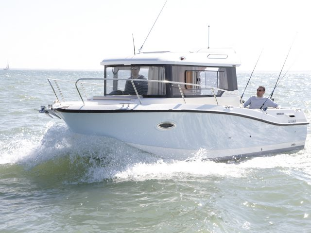 QUICKSILVER 755 Pilothouse NO.1
