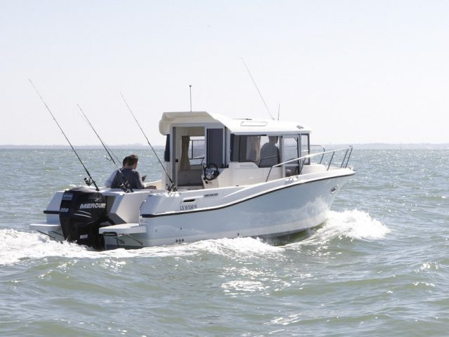 QUICKSILVER 755 Pilothouse NO.4