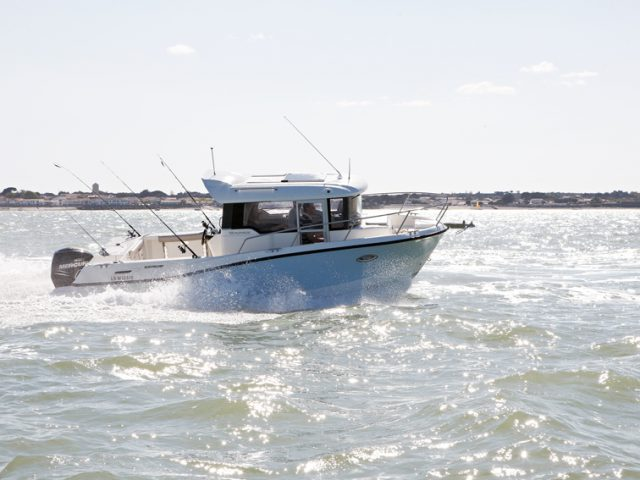 QUICKSILVER 755 Pilothouse NO.5