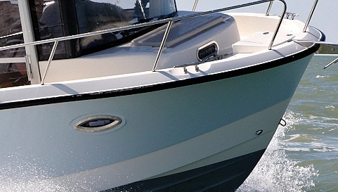 QUICKSILVER 755 Pilothouse NO.8