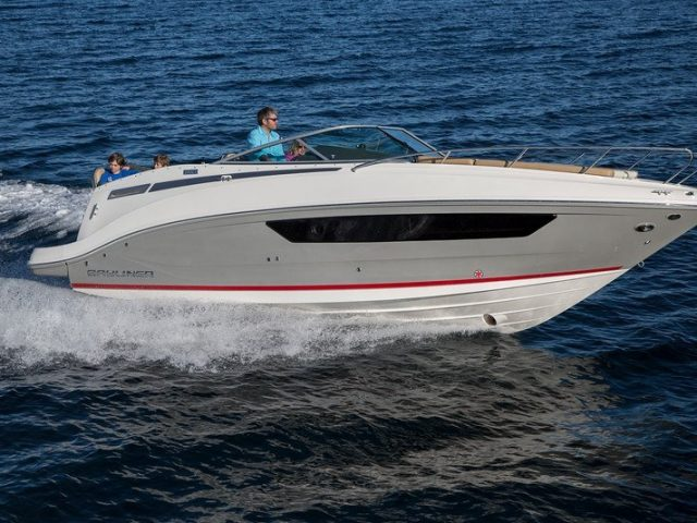 BAYLINER 842 CUDDY NO.14