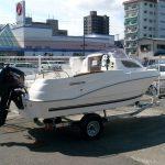 クイックシルバー430 Cabin / スズキ DF30-4stNO.5