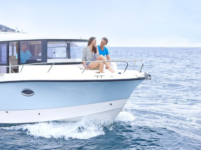 QUICKSILVER 905 Pilothouse NO.0