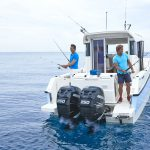 QUICKSILVER 905 Pilothouse / OB NO.7