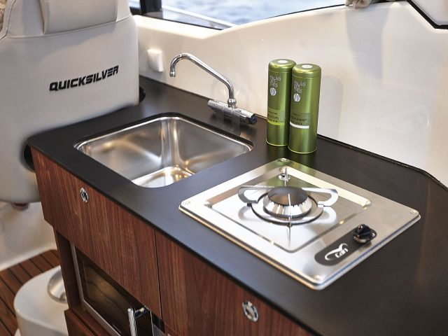 QUICKSILVER 905 Pilothouse / OB NO.9