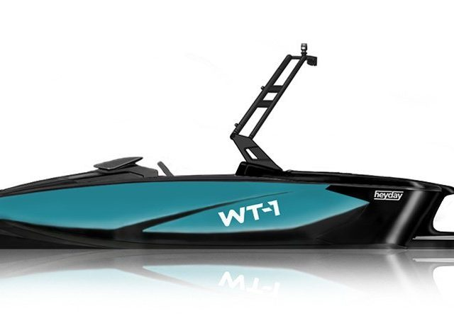 BAYLINER WAKE SPORTS WT-1 NO.21
