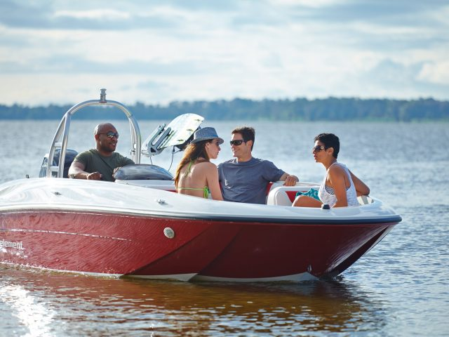 BAYLINER ELEMENT 180 Sport NO.1