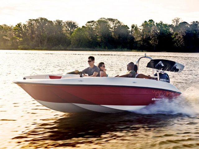BAYLINER ELEMENT 180 Sport NO.4