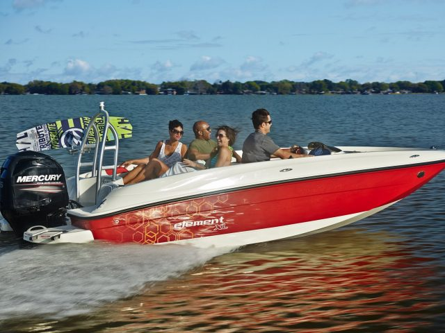 BAYLINER ELEMENT 180 Sport NO.5