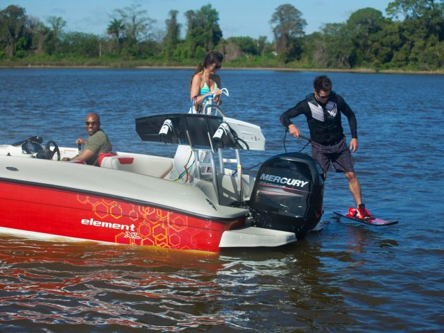 BAYLINER ELEMENT 180 Sport NO.8