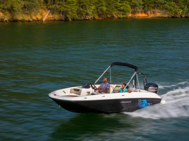 BAYLINER ELEMENT 180 Sport NO.20